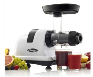 ihocon: Omega J8006HDS Quiet Masticating Juicer 慢磨榨汁機