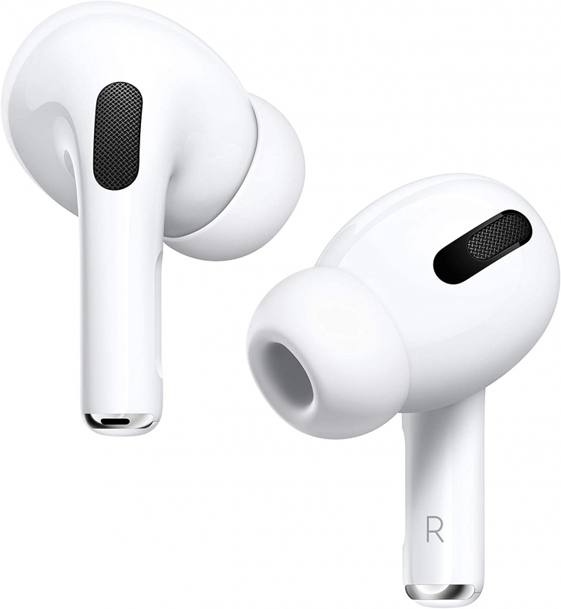 ihocon: Apple AirPods Pro Bluetooth Earbuds w/ Wireless Charging Case