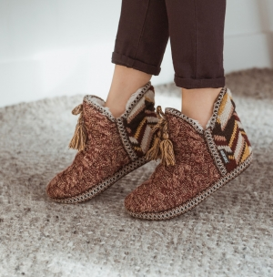 ihocon: MUK LUKS Women's Amira Slippers - 4 Colors  女士室內鞋-多色可選
