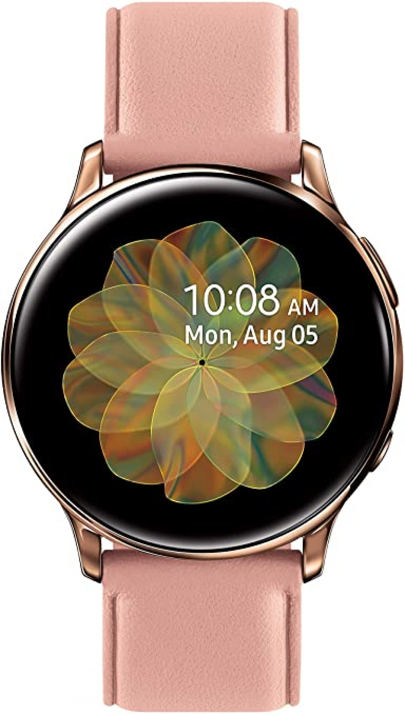 ihocon: Samsung Galaxy Watch Active 2 (40mm, GPS, Bluetooth, Unlocked LTE) Smart Watch 智能錶