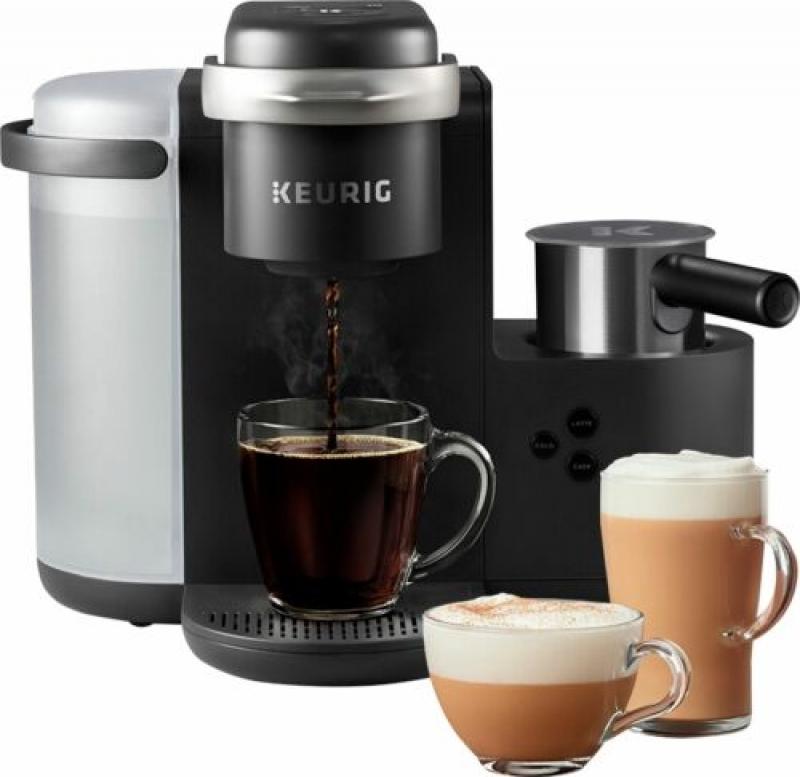 ihocon: Keurig K-Cafe Single Serve K-Cup Coffee Maker 膠囊咖啡機