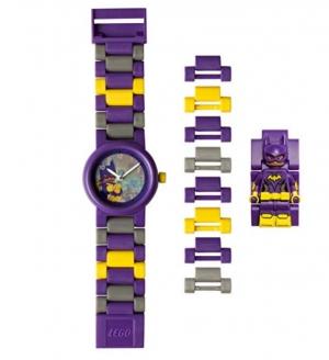 ihocon: LEGO 8020844 Batman Movie Batgirl Minifigure Link Watch 樂高蝙蝠俠童錶