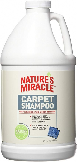 ihocon: Nature's Miracle Deep Cleaning Pet Stain and Odor Carpet Shampoo 深層清潔地毯清潔劑 (去除寵物污漬和異味)