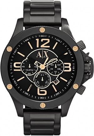 ihocon: Armani Exchange Men's AX1513 Black Watch  男錶