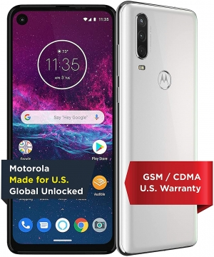ihocon: Motorola One Action with Alexa Push-to-Talk - Unlocked Smartphone 智能手機