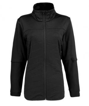 ihocon: Under Armour Women's Reactor Full Zip Jacket  女士夾克