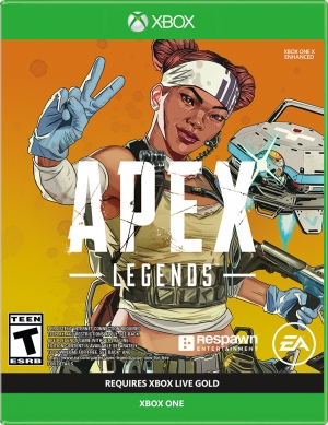 ihocon: Xbox One遊戲 - Apex Legends Lifeline Edition