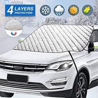 ihocon: Airsnigi Car Windshield Snow Cover 汽車擋風玻璃防雪罩