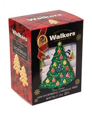 Walkers Shortbread 聖誕樹迷你餅乾 $7.42(原價$9.28)
