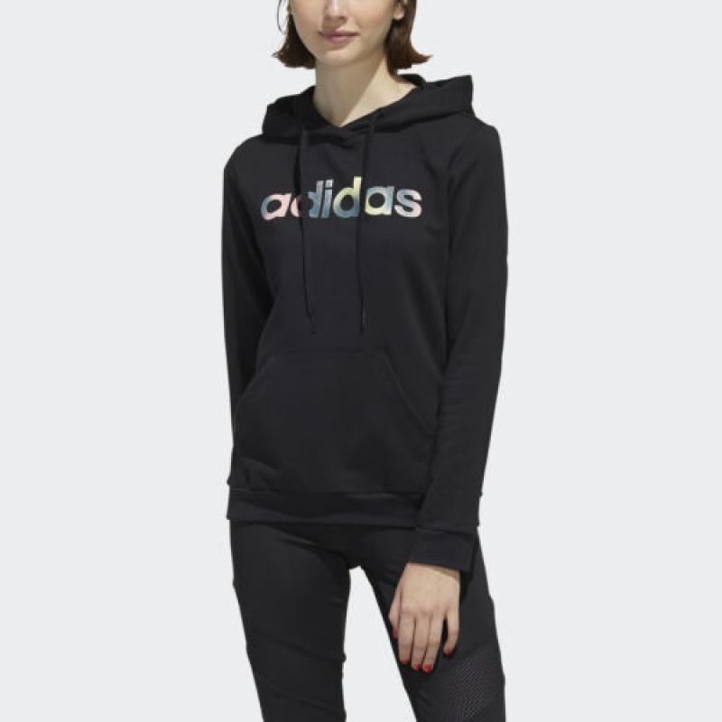 ihocon: adidas Colorblock Hoodie Women's 女士連帽衫