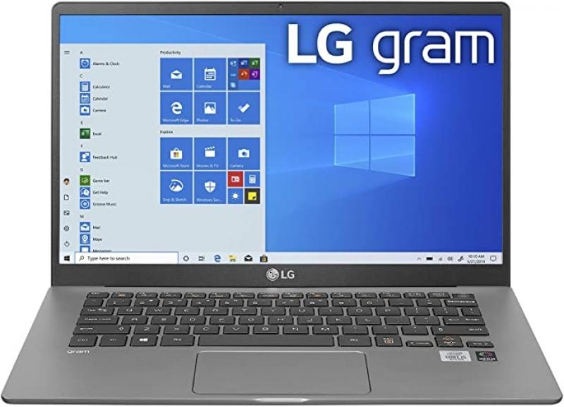 LG Gram 14吋 FHD Laptop ( i7-1065G7 / 16GB / 512GB SSD / Win 10) $1,146.99(原價$1,599.99)