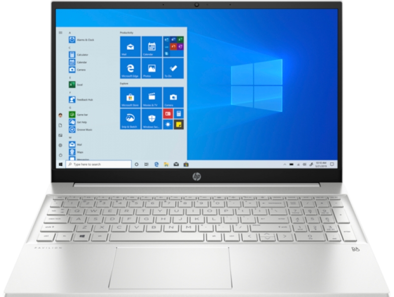 ihocon: HP Pavilion Laptop筆記本電腦(15.6, AMD Ryzen 7, 8 GB,  256 GB SSD, Window 10 Home)