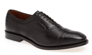 ihocon: ALLEN EDMONDS Strand Cap Toe Oxford  男士牛津鞋
