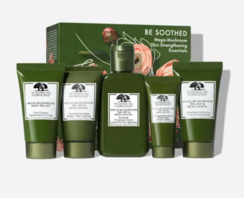 ihocon: Origins Mega-Mushroom Skin Strengthening Essentials (價值$114)