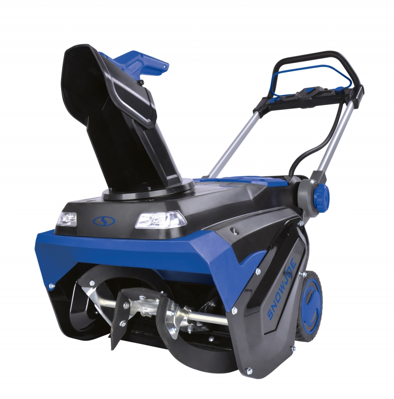 ihocon: Snow Joe 21 100-Volt Max 5Ah Brushless Lithium-iON Cordless Snowblower, Core Tool 無線鏟雪機(不含電池及充電器)
