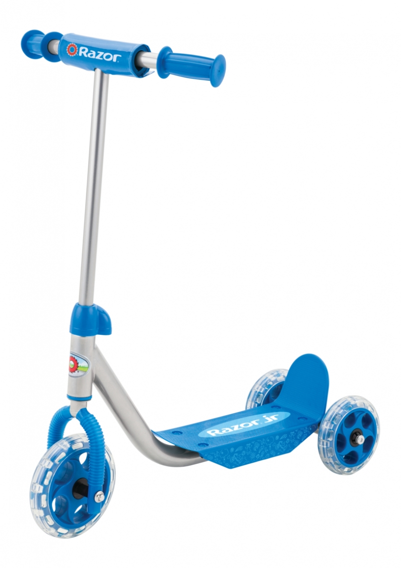 ihocon: Razor Jr 3-Wheel Lil' Kick Scooter 兒童三輪踏板車