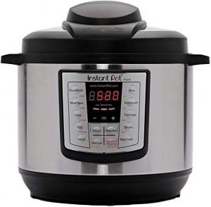 ihocon: Instant Pot Lux 6-in-1 Electric Pressure Cooker 電壓力鍋