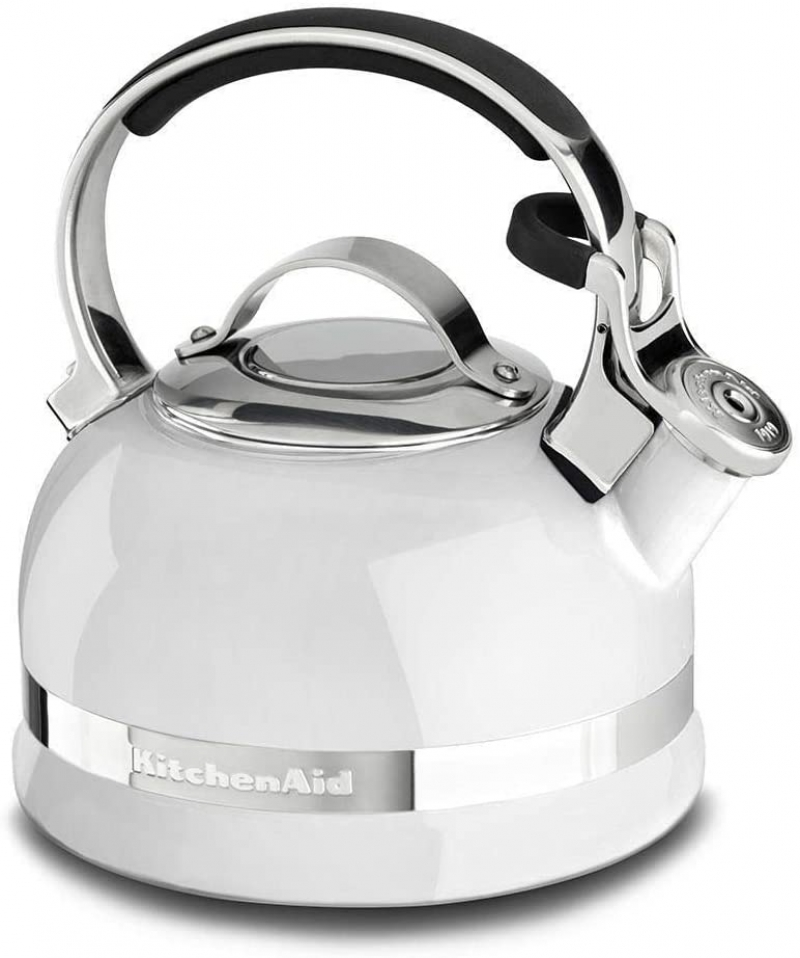 ihocon: Kitchenaid 1.9 L Kettle with C Handle and Trim Band