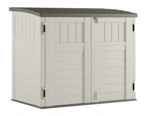 ihocon: Suncast 34 cu. ft. Horizontal Storage & Utility Shed儲物室