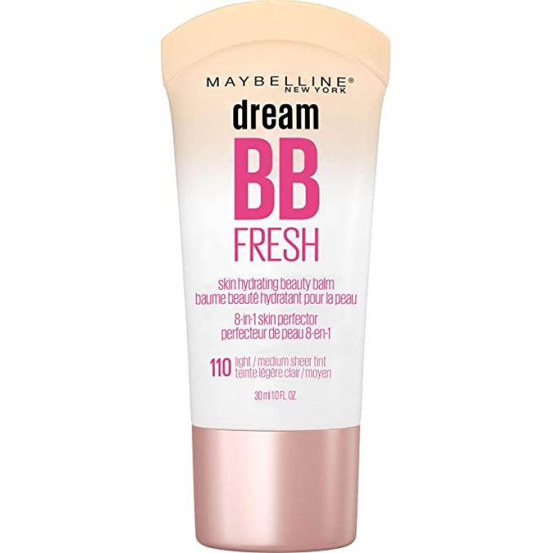 ihocon: Maybelline Dream Fresh BB Cream, Light/Medium, 1 Ounce