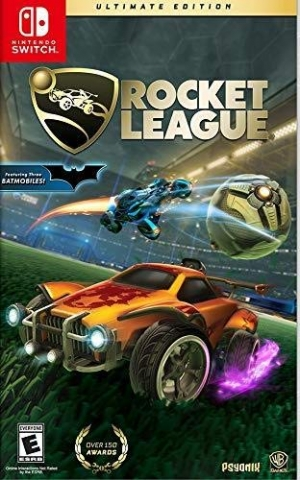 ihocon: Nintendo Switch遊戲 - Rocket League Ultimate Edition