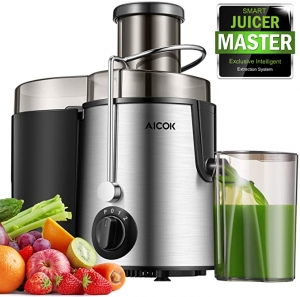 "ihocon: AICOK Juicer Machine Wide 3"" Feed 榨汁機"