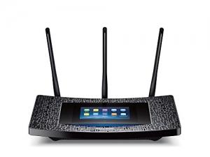 ihocon: TP-LINK AC1900 Touchscreen Wi-Fi Range Extender (RE590T)觸控螢幕無線網路訊號增強器