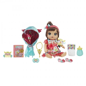 Baby Alive Once Upon a Baby 淘氣寶貝娃娃 $15(原價$60)