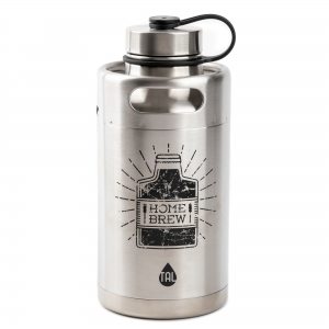 ihocon: Tal 64 oz Stainless Steel Insulated Water Bottle and Growler  不銹鋼保溫水瓶