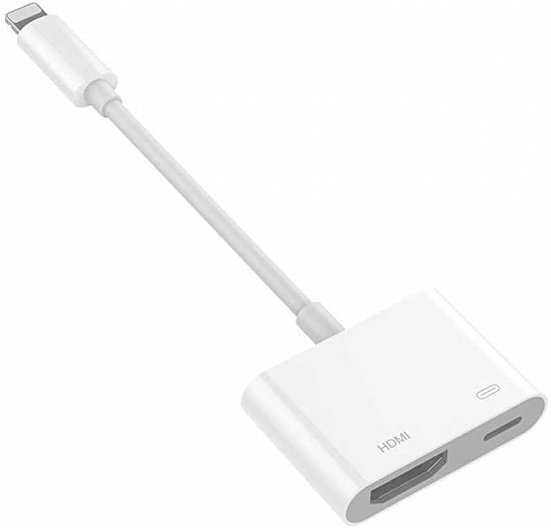 ihocon: Cheaxics Plug and Play Phone to HDMI Adapter