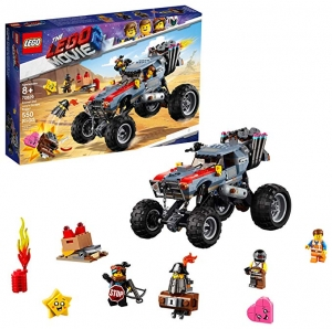 ihocon: [2019新品] LEGO THE LEGO MOVIE 2 Escape Buggy 70829, New 2019 (550 Pieces) 樂高電影2逃生越野車