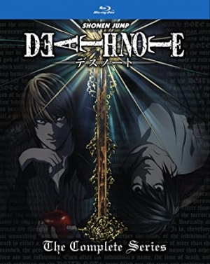 ihocon: Death Note: Complete Series Standard Edition (Blu-ray)