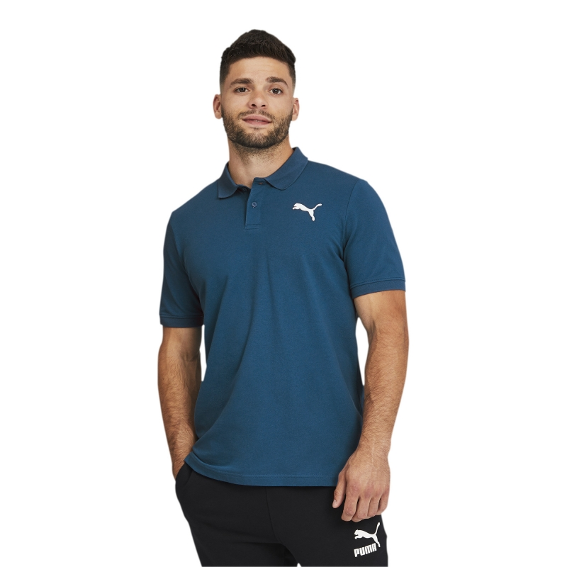 ihocon: PUMA Men's Essentials Pique 男士Polo衫