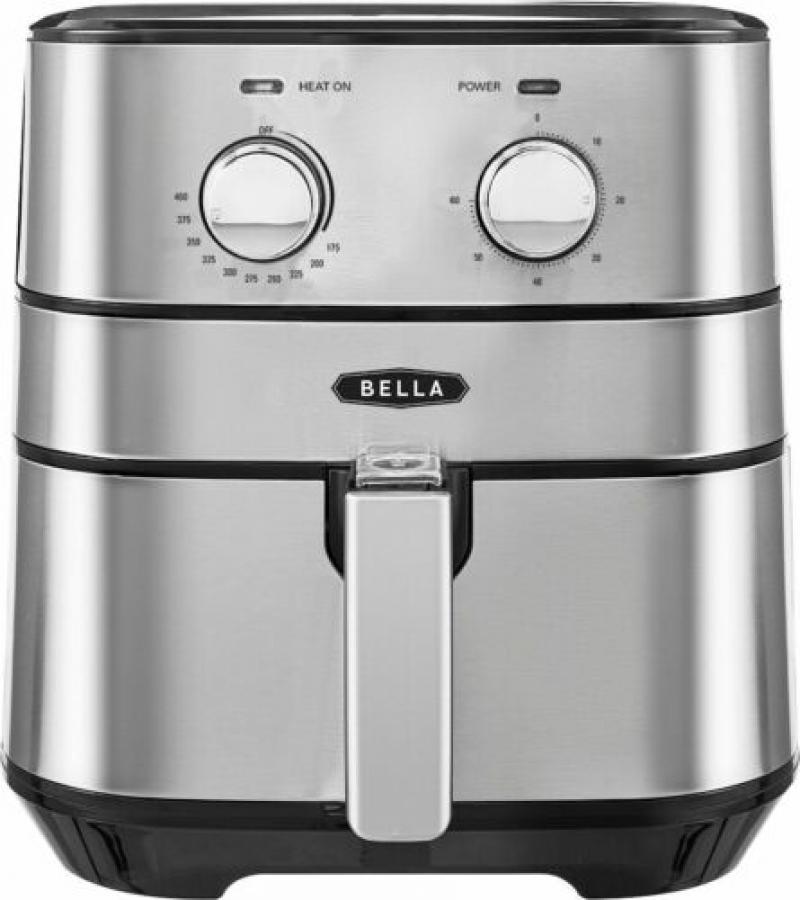 ihocon: Bella 5.3-qt. Analog Air Convection Fryer 氣炸鍋