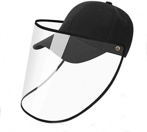 ihocon: ATian Safety Full Protective Facial Baseball Cap 面部防護棒球帽