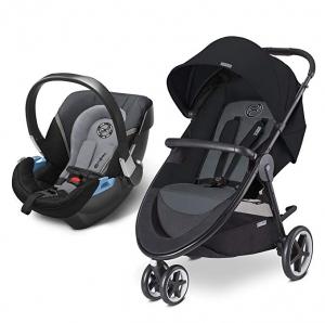 CYBEX Agis M-Air 3/Aton 2/Aton Base 2 嬰兒慢跑推車及汽車座椅 $196.98免運(原價$399.95)