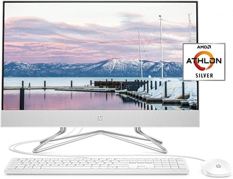 ihocon: HP 24吋 FHD All-in-One Desktop (Athlon Silver 3050U, 8GB, 256GB)