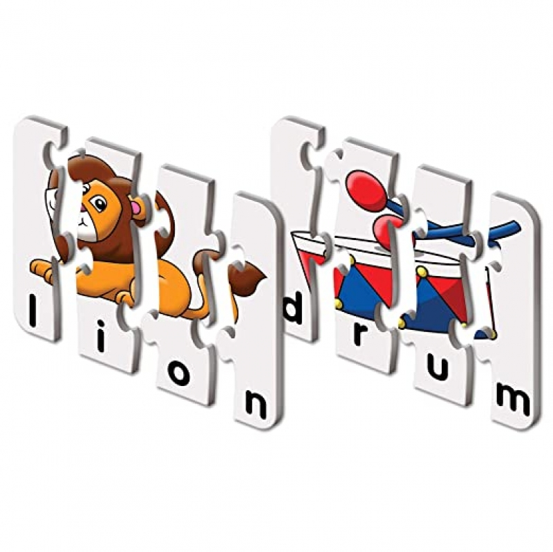 ihocon: The Learning Journey: Match It! - 4 Letter Words 兒童拼字練習卡片