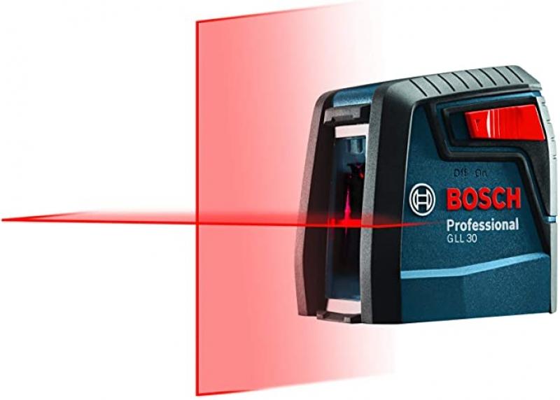 ihocon: Bosch Self-Leveling Cross-Line Red-Beam High Power Laser Level 雷射/激光水平儀