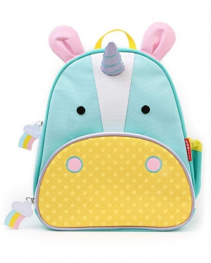 ihocon: Skip Hop Toddler Backpack, 12 Unicorn School Bag 幼兒獨角獸背包