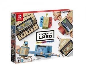 Nintendo Labo $19.99(原價$69.99)