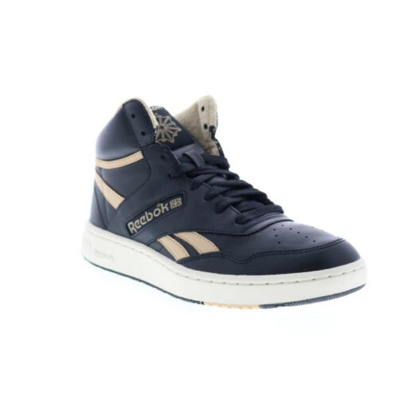 ihocon: Reebok BB 4600 FV7351 Mens Black Lace Up Basketball Sneakers男士籃球鞋