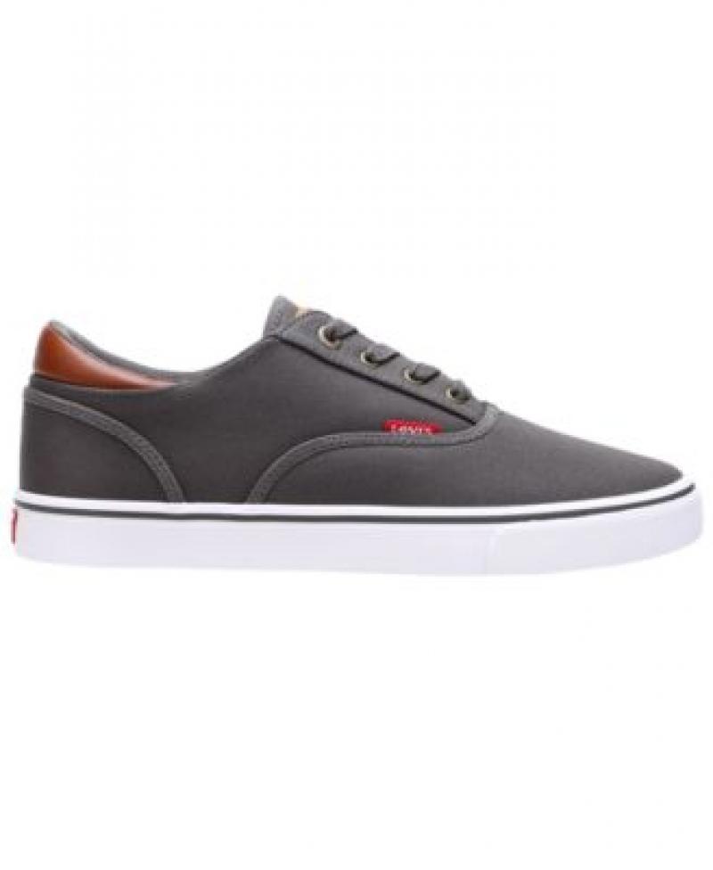 ihocon: Levi's Men's Ethan Canvas Sneakers 男士帆布運動鞋-多色可選