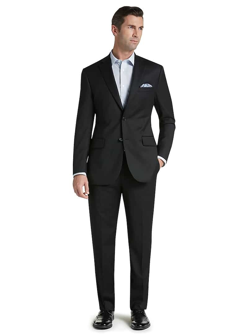 ihocon: Jos. A. Bank Signature Collection Tailored Fit Suit