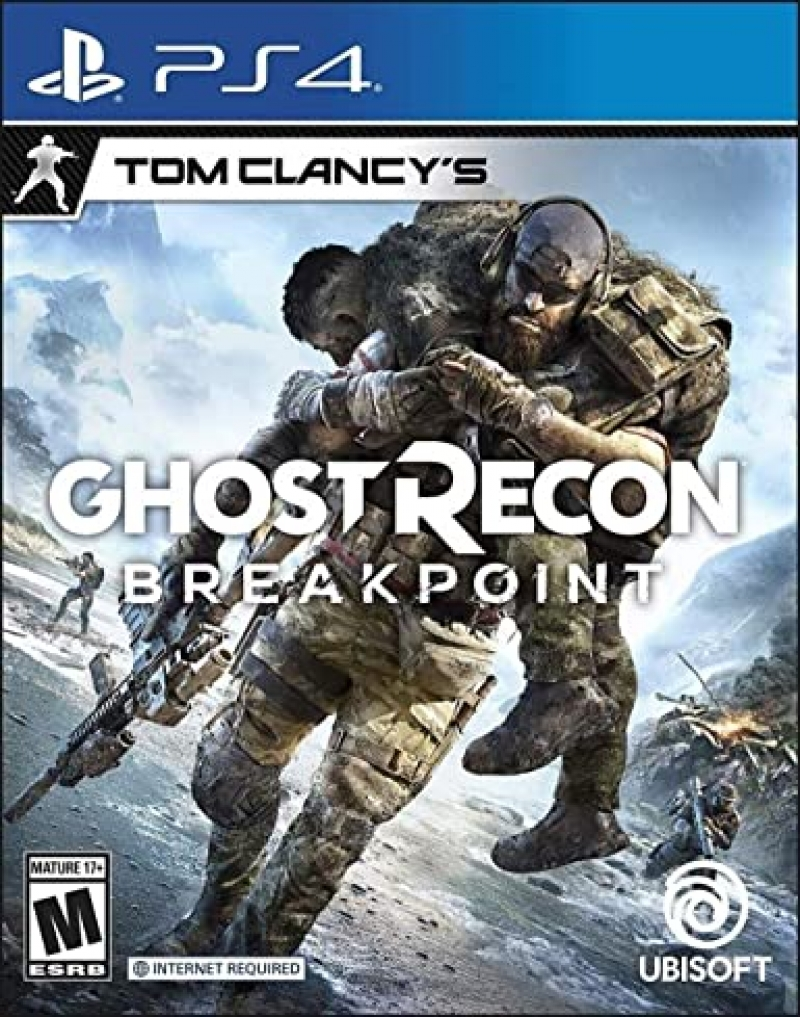 ihocon: PlayStation 4 遊戲 - Tom Clancy's Ghost Recon Breakpoint