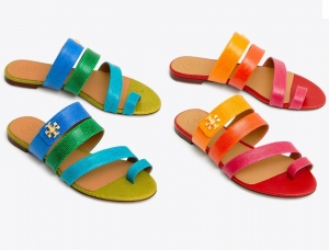 ihocon: Tory Burch Kira Toe-ring Sandal: Women's Shoes涼鞋 - 2色可選
