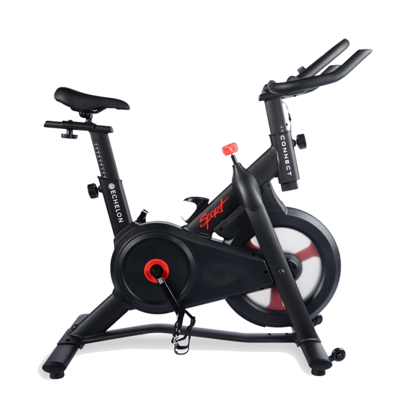 ihocon: Echelon Connect Sport Indoor Cycling Exercise Bike with 30 Day Free United Membership ($40 Value) 健身自行車