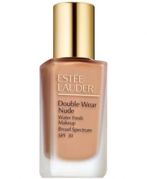 ihocon: Estee Lauder Double Wear Nude Water Fresh Makeup SPF 30, 1 oz. 雅詩蘭黛粉底液
