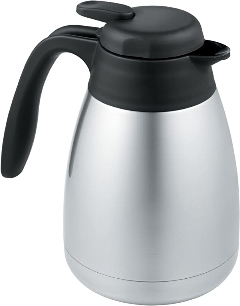 ihocon: Thermos 34-Ounce Vacuum Insulated Stainless Steel Carafe 膳魔師不銹鋼保温咖啡壺