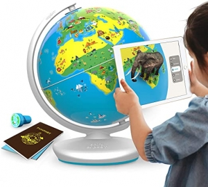 ihocon: Shifu Orboot (App Based): Augmented Reality Interactive Globe For Kids 互動地球儀